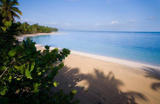 Działka inwestycyjna – 500m. linii brzegowej karaibskiej plaży!