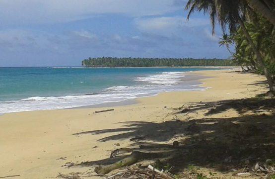 Genialna działka inwestycyjna z linią brzegową karaibskiej plaży