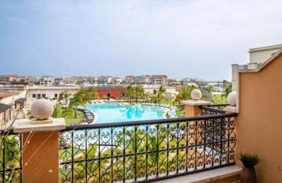 Super oferta! Pilna sprzedaż! Mieszkanie 2 pokoje w eleganckim kompleksie Cap Cana z widokiem na ocean