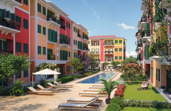 Trzypokojowe mieszkanie w nowym projekcie – bardzo atrakcyjna cena