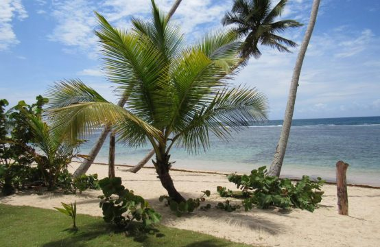 Działka budowlana z 30m. linii brzegowej Morza Karaibskiego